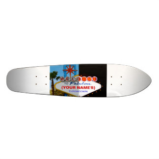 Welcome to Fabulous Your Throwdown! Skateboard Deck