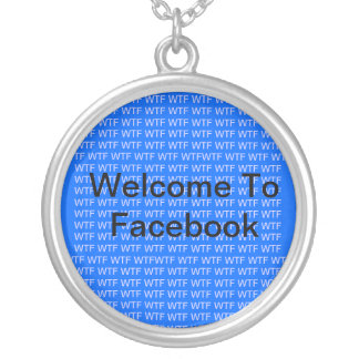 Welcome To Facebook Message Custom Jewelry