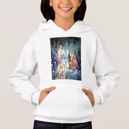 Welcome to Fairyland Hooded T-Shirt