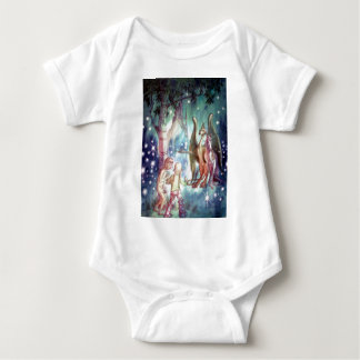 Welcome to Fairyland Infant Baby Bodysuit