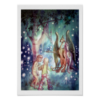 Welcome To Fairyland Poster