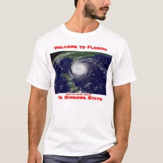 Welcome to Florida Hurricane Shirt