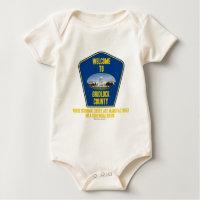 Welcome To Gridlock County (U.S. Congress Humor) Bodysuit