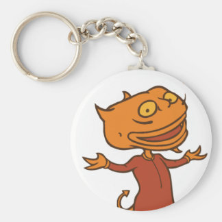 Welcome To Hades Keychain