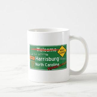 Welcome To Harrisburg North Carolina Coffee Mug