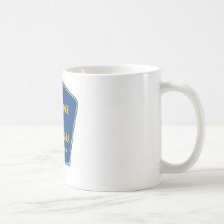 Welcome To Insomnia County Coffee Mug