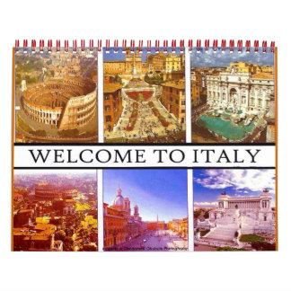 WELCOME TO ITALY, Mojisola A Gbadamosi Okubule ... Calendar