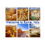 welcome to Italy (Mojisola A Gbadamosi - Okubule Post Cards