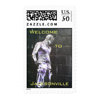 Welcome to Jacksonville Postage stamps