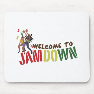 Welcome to Jamdown Mouse Pad