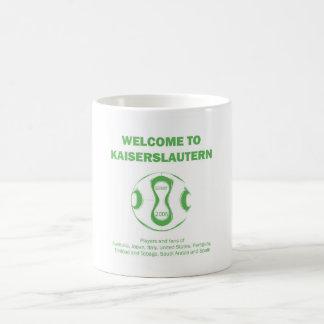 Welcome to Kaiserslautern Coffee Mug