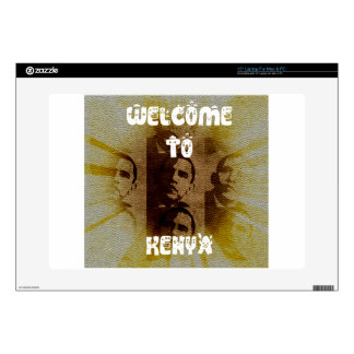 Welcome to Kenya Laptop Decal