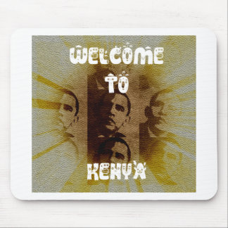 Welcome to Kenya Mouse Pad