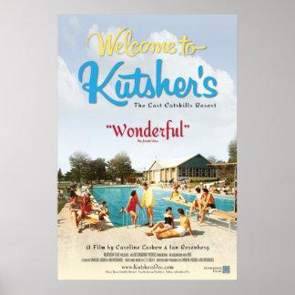 Welcome to Kutshers Film Poster