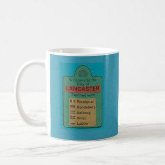 Welcome to Lancaster Coffee Mug