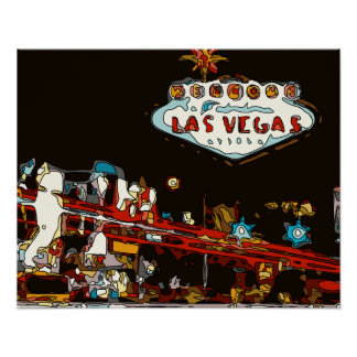 Welcome to Las Vegas Baby! Poster