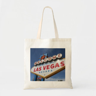 Welcome To Las Vegas Canvas Bag