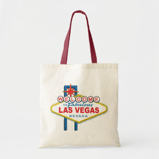 Welcome-to-Las-Vegas Budget Tote Bag