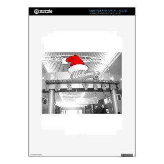 Welcome to Las Vegas Christmas iPad 3 Decal