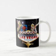 Welcome to Las Vegas Classic White Coffee Mug