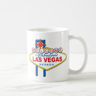 Welcome-to-Las-Vegas Coffee Mug