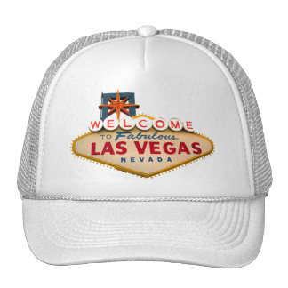 Welcome to Las Vegas Hat