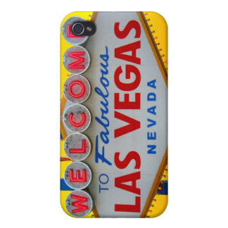 Welcome to Las Vegas iPhone 4 Case
