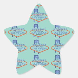 welcome-to-las-vegas_.jpg pegatina en forma de estrella