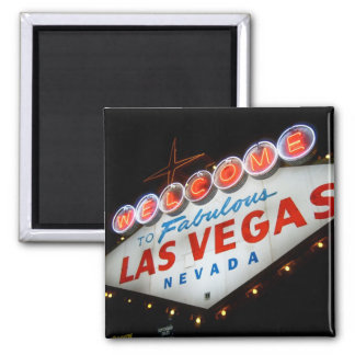 Welcome to Las Vegas Magnet Fridge Magnet