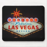 Welcome to Las Vegas Mouse Mat