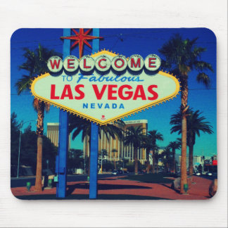 Welcome to Las Vegas! Mouse Pad