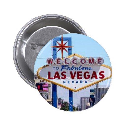 Welcome to Las Vegas Pin