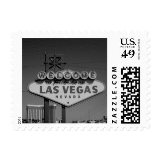Welcome to Las Vegas Postage