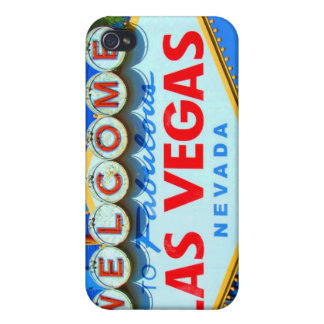 Welcome to Las Vegas Sign Iphone Case iPhone 4 Cover