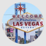 Welcome to Las Vegas Stickers