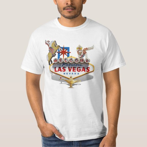 Welcome to Las Vegas T-Shirt