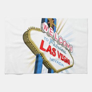 Welcome to Las Vegas Towel
