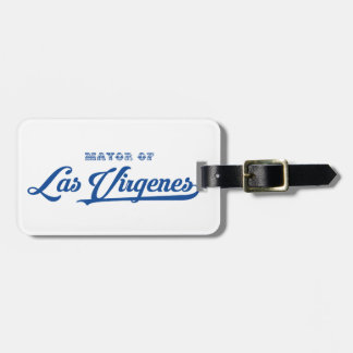 Welcome to Las Virgenes Luggage Tag
