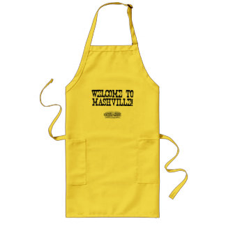 Welcome to Mashville Long Apron