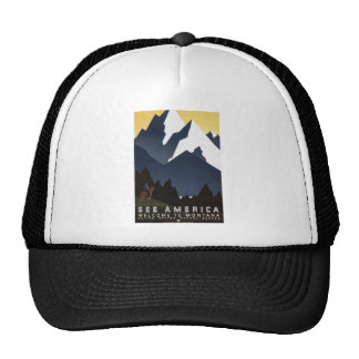 Welcome to Montana Mesh Hat