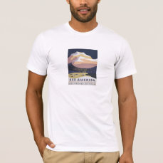 Welcome to Montana - See America WPA T-Shirt