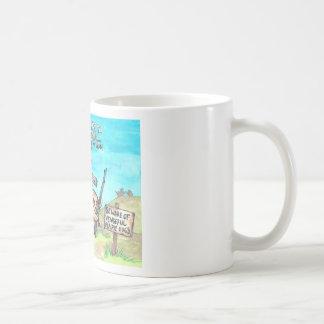 Welcome to Montana Vengeful Prairie Dogs Coffee Mug