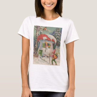 Welcome to Mushroom House T-Shirt