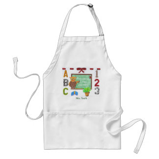 Welcome to my classroom personalized teacher apron standard apron