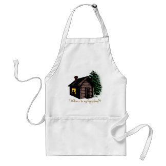 Welcome to my Hyggekrog Adult Apron