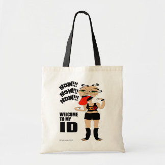 Welcome To My ID Canvas Bags