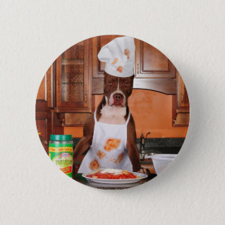 Welcome to my kitchen button