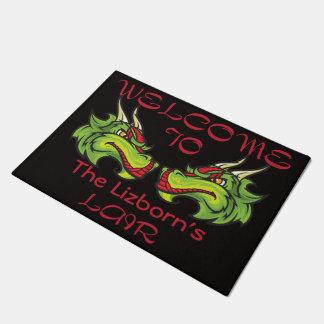 Welcome To My Lair Doormat