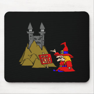 Welcome to my new home mousepad