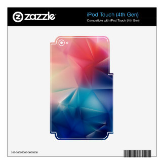 welcome to my styles iPod touch 4G decal